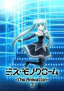 Image Miss Monochrome: The Animation 3